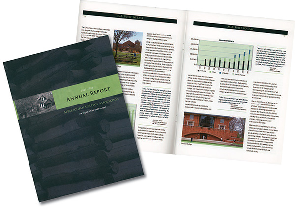 Appalachian College Association Annual Report