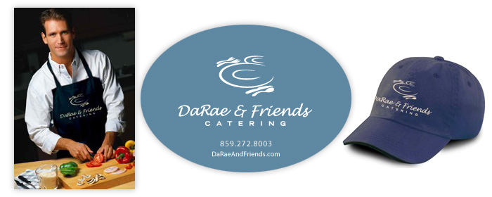 DaRae and Friends Catering Menus